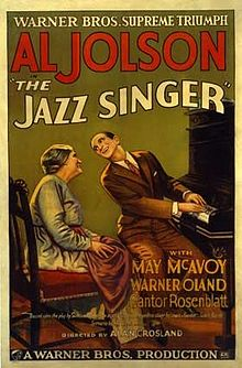 220px-The_Jazz_Singer_1927_Poster