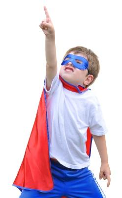 kid apokria2014 SUPERHERO