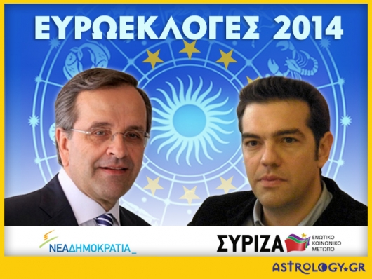 nd syriza euroekloges
