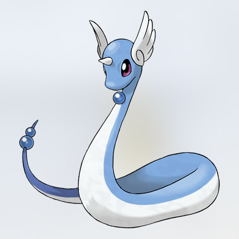 dragonair parthenos