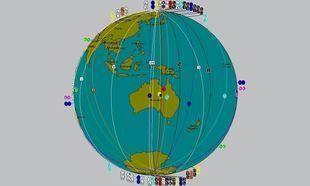 Αστροχαρτογραφία-Οι διασταυρούμενες γραμμές της Αφροδίτης