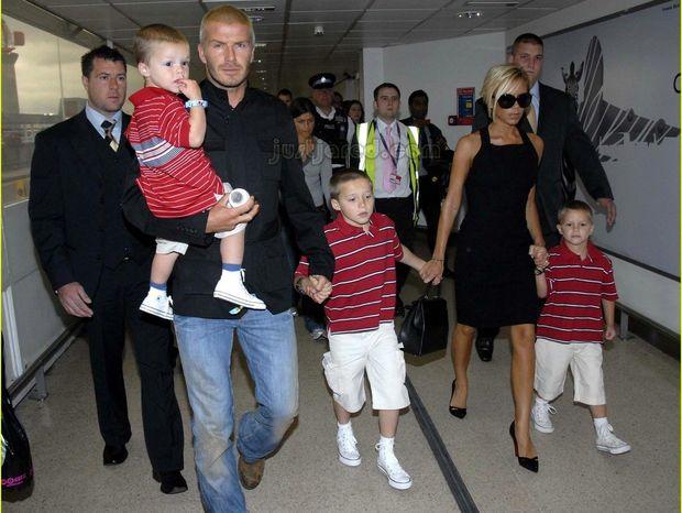 Η πολυσύνθετη αρμονία των Beckhams
