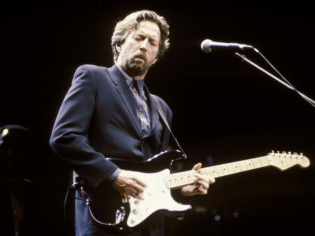 Eric Clapton – Μια Rock ζωή με Rhythm n' Blues αποχρώσεις