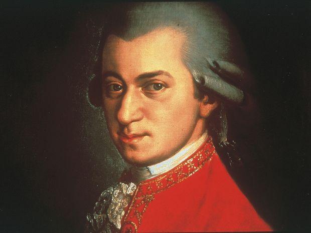 Μουσική ιδιοφυΐα και δραγωνικό ωροσκόπιο-Wolfgang Amadeus Mozart