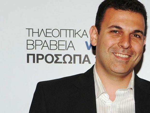 Ο Γιώργος Καραμέρος έχει το 10% του twitter