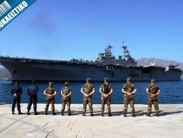 Έτοιμη να υποδεχθεί νατοϊκές ειδικές δυνάμεις η Κρήτη
