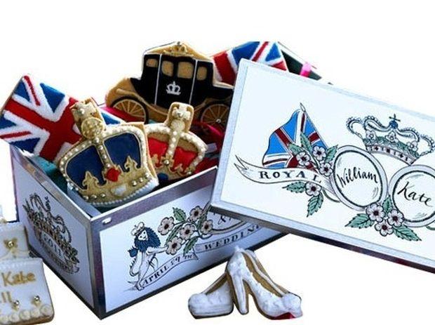 Στον πυρετό του βασιλικού γάμου: Royal Wedding Souvenirs