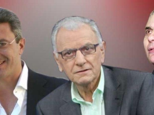 Ο Ν. Χατζηνικολάου, ο Κ. Χαρδαβέλλας και ο Γ. Τράγκας μιλάνε για το Alter