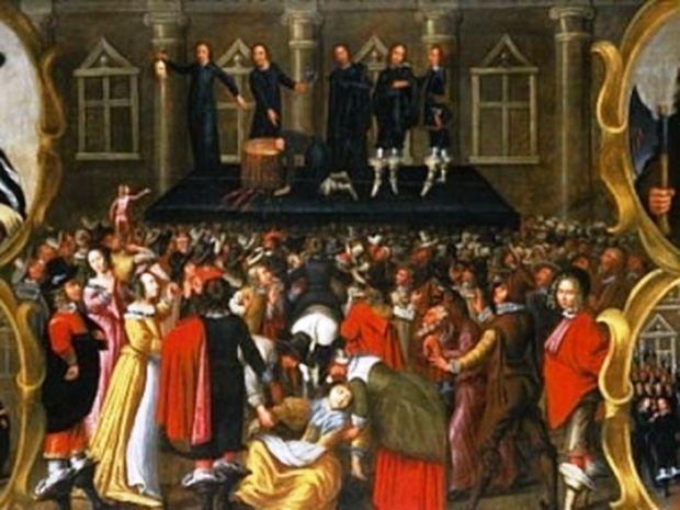 Κανιβαλισμός στις βασιλικές αυλές της Βρετανίας;