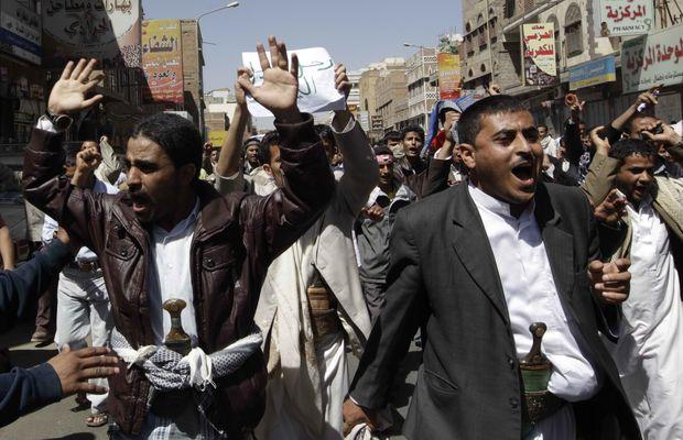 Κόλαση και Χάος στην Υεμένη
