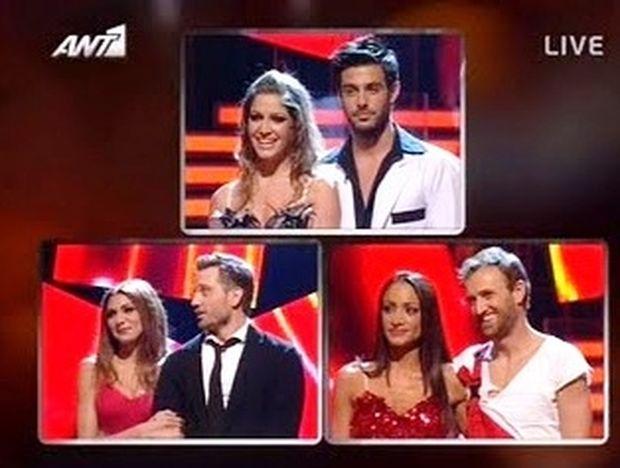 Ποια ζευγάρια πέρασαν στον τελικό του Dancing with the stars;