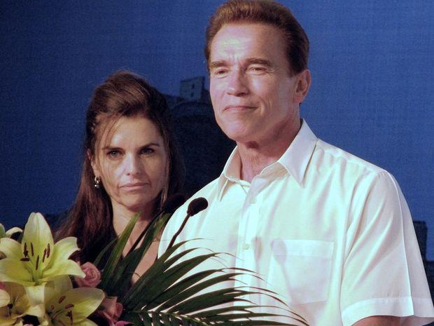 Arnold Schwarzenegger Vs Maria Shriver