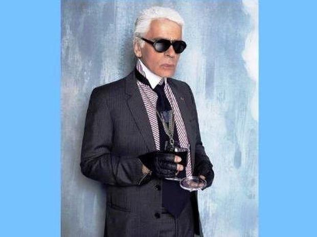 Νέο project για τον Karl Lagerfeld
