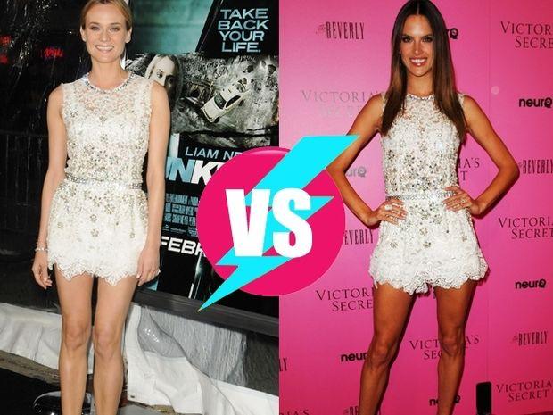 Diane Kruger – Alessandra Ambrosio: ποια προτιμάμε;