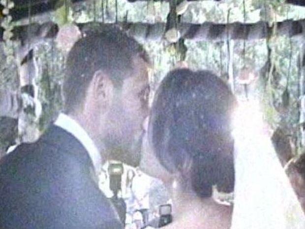 Video: Just married Τζόρβας-Ατσιδάκου – Δείτε το γάμο του λαμπερού ζευγαριού