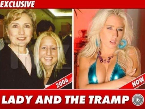 Τι σχέση έχουν η Hillary Clinton και οι πορνοταινίες;