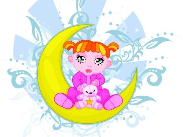 Παιδική αστρολογία - Το παιδί και τα φεγγάρια του B΄ Μέρος