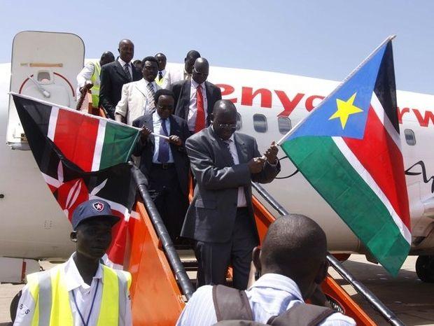 Νότιο Σουδάν-Η άφιξη μιας νέας χώρας