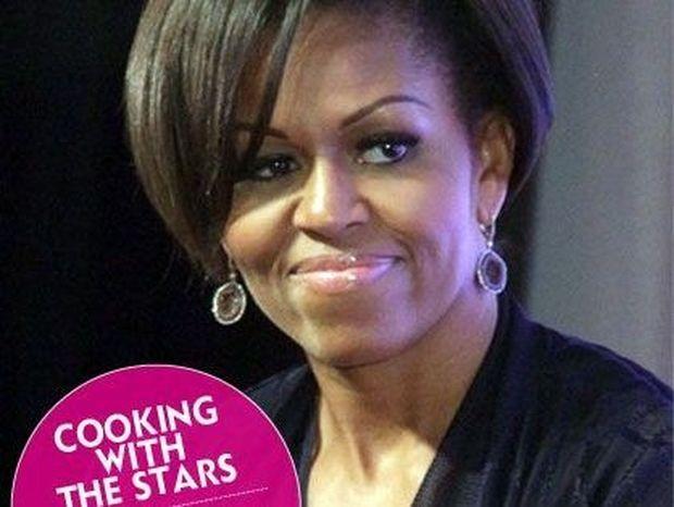 Apple cobbler αλά Michelle Obama