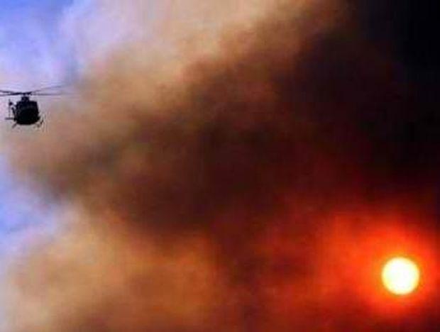 Πυρκαγιά στην Κέρκυρα