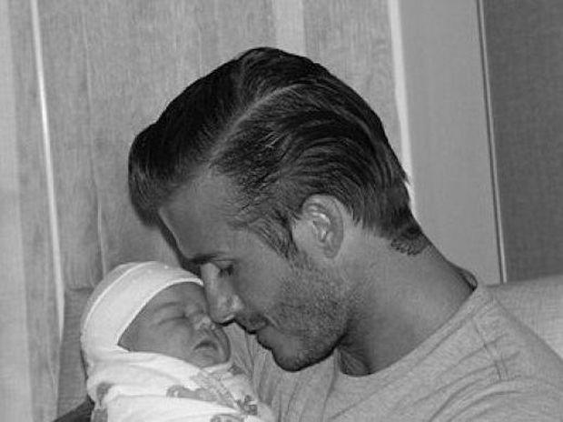 Harper Seven Beckham: Η πρώτη φωτογραφία!
