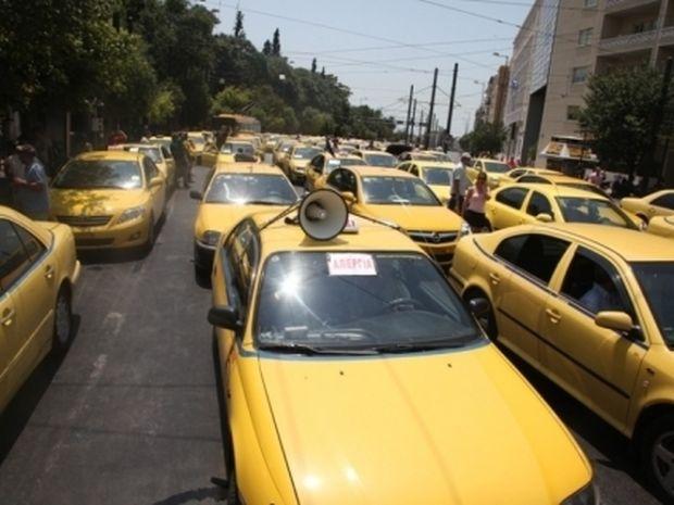 Σε «κίτρινο κλοιό» για δεύτερη μέρα η Αθήνα