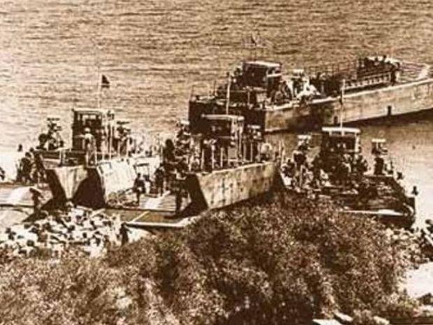 20 Ιουλίου 1974 - Εάλω η Κύπρος