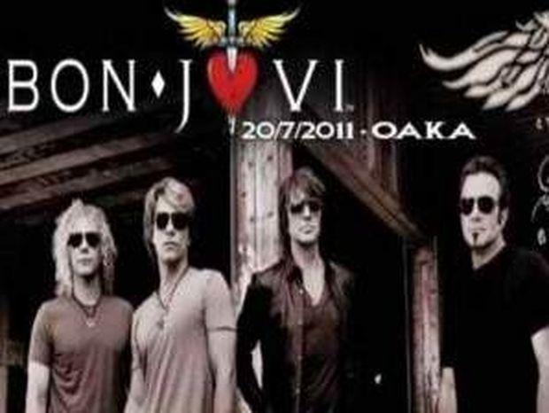 Που θα βρείτε εισιτήρια για τους Bon Jovi και πόσο κάνουν…
