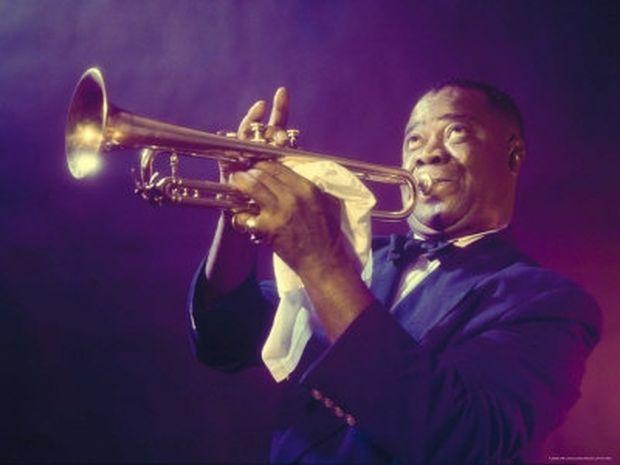 Louis Armstrong – Εκεί που η Jazz αντικρίζει το μάγο της.