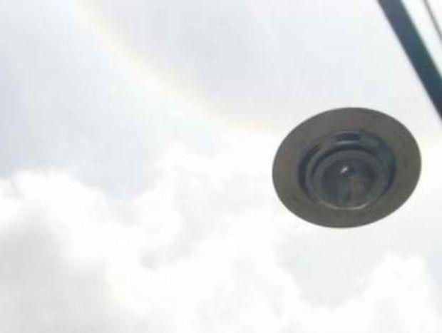 Το Google Earth «έπιασε» UFO