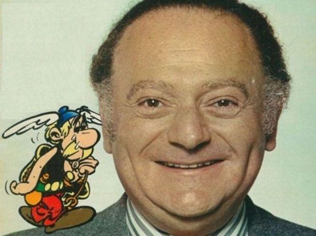 Rene Goscinny – Ο εμπνευστής των πιο εμπορικών κόμικς στον κόσμο