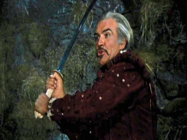 Sean Connery-Ο αμετανόητος Highlander