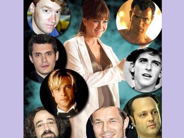 Όλα τα αγόρια της Jennifer Aniston