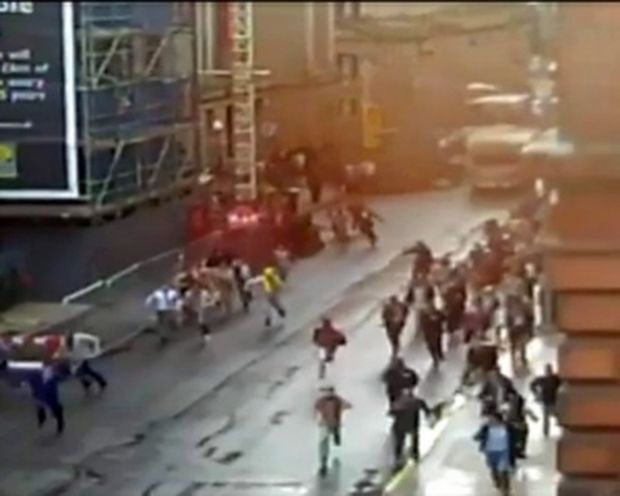 VIDEO: Ο Brad Pitt έσωσε κομπάρσο στα γυρίσματα της ταινίας του!