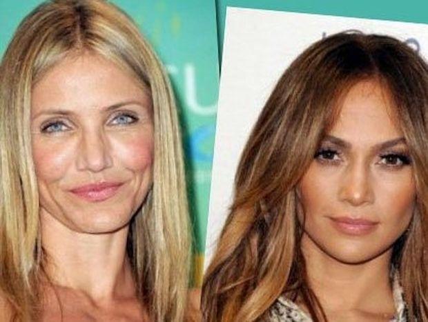 Η Jennifer Lopez κατάφερε να σπάσει τα νεύρα της Cameron Diaz