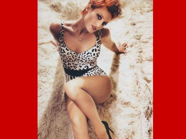 Δείτε τη σέξι φωτογράφηση της Ελεονώρας Μελέτη!