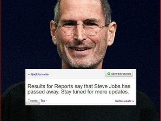 «Ο Steve Jobs είναι νεκρός»: Απίστευτη γκάφα του CBS