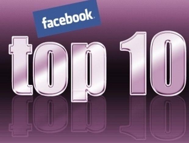 Οι δέκα πιο «hot» εφαρμογές στο Facebook αυτήν την εβδομάδα