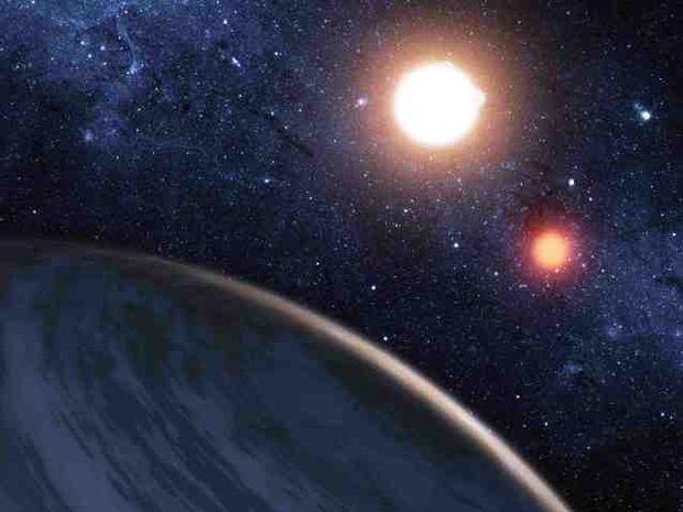 Ανακάλυψαν πλανήτη με δύο ήλιους!