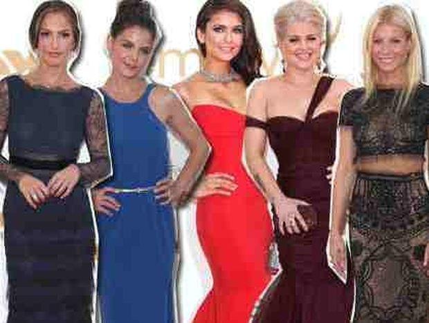 Κάτι και να καίει: Οι κυρίες που ξεχώρισαν στο κόκκινο χαλί των τηλεοπτικών βραβείων ΕΜΜΥ