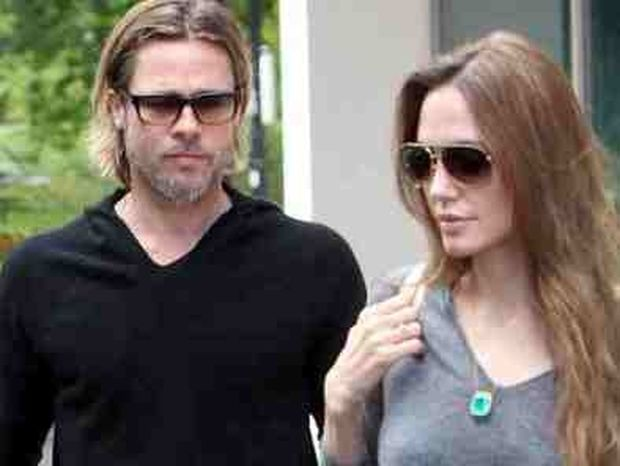 Angelina Jolie – Brad Pitt: Κυριακάτικη βόλτα στο Λονδίνο