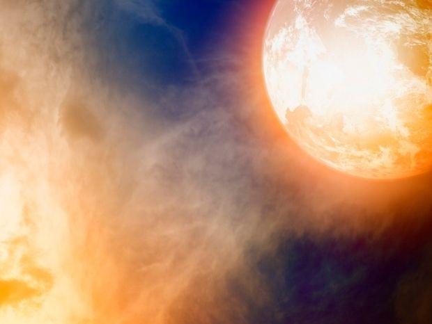 Το ετήσιο Μεσουράνημα στην Ηλιακή Επιστροφή