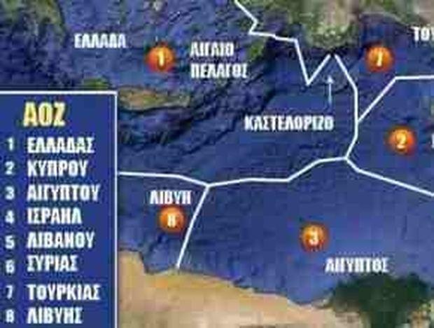 Τεμαχίζουν την Ελλάδα οι Τούρκοι!