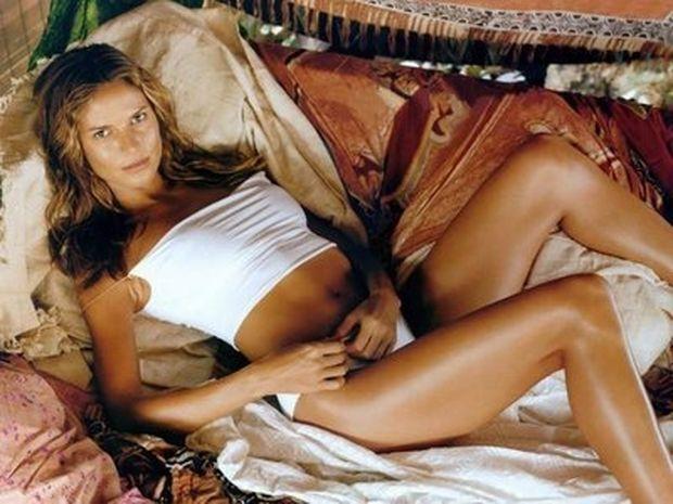 To ακριβό και το φτηνό πόδι της Heidi Klum