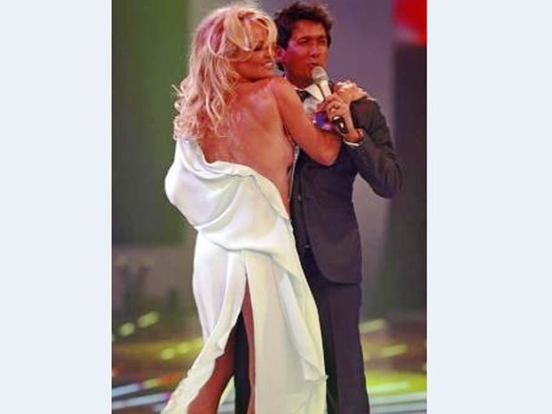 Video: Η «καυτή» εμφάνιση της Pamela στο «Dancing with the Stars»!