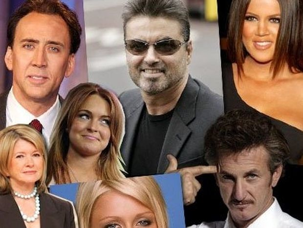 Celebrity με ποινικό μητρώο...