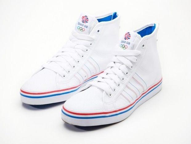Η ειδική έκδοση των Adidas Originals για τους Ολυμπιακούς του Λονδίνου