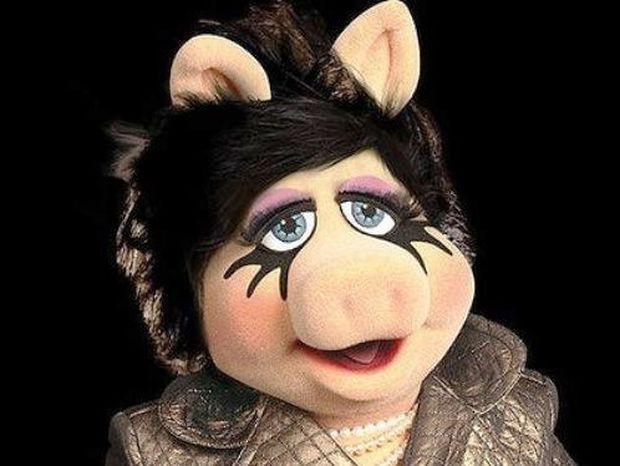 Miss Piggy, το νέο πρόσωπο της MAC