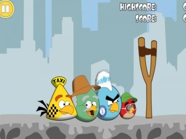 Τα Angry Birds έγιναν... Angry Greeks!