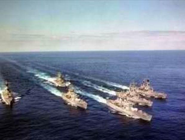 Τουρκικά πολεμικά πλοία στην Αμμόχωστο
